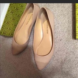 Nude flats! Brand new! Out of the box!